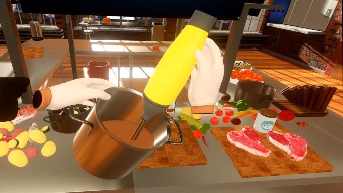 Cooking Simulator VR-VREX « PCGamesTorrents