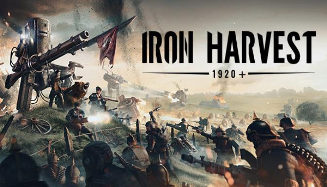 Iron Harvest Deluxe Edition v1.2.6.2595 rev 54918 Free Download