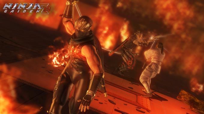 Ninja Gaiden 3 Razors Edge Update v1 0 0 2 PC Crack