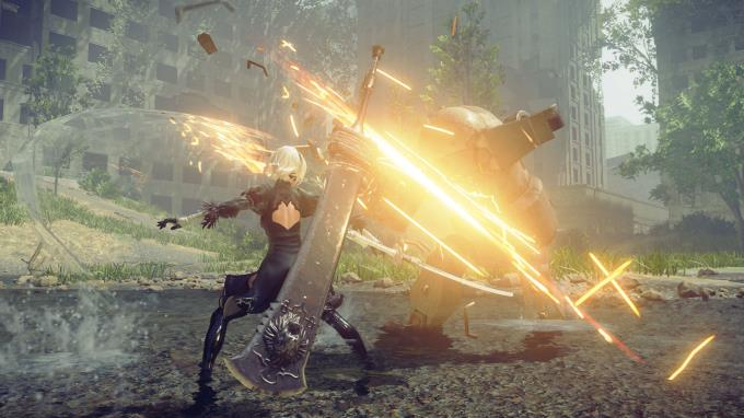 NieR Automata Game of the YoRHa Edition Torrent Download