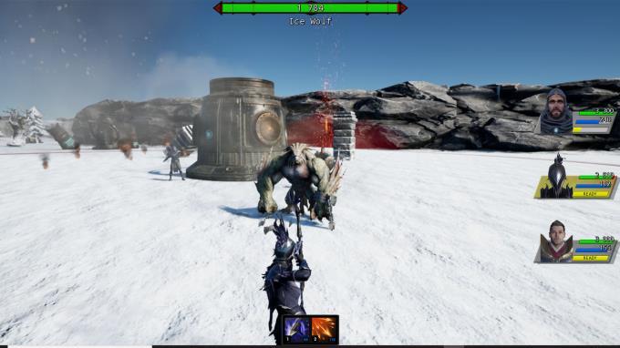 RPG Squad battle Torrent Download