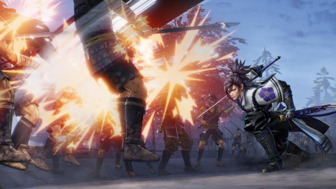 Samurai Warriors 5 PC Crack