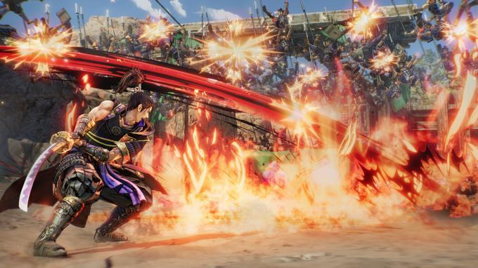 Samurai Warriors 5 Torrent Download