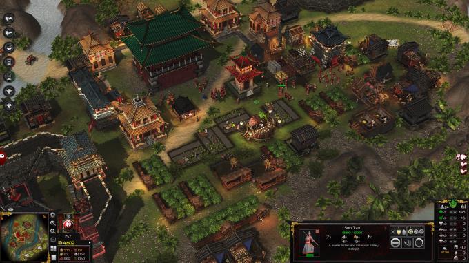 Stronghold Warlords The Art of War Update v1 5 22007 Torrent Download