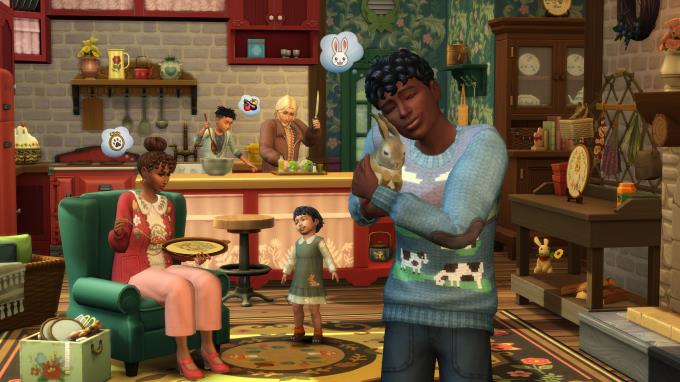 The Sims 4 Cottage Living Torrent Download