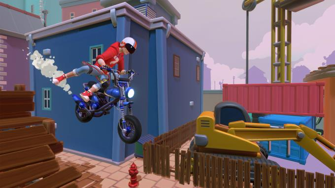 Urban Trial Tricky Deluxe Edition PC Crack
