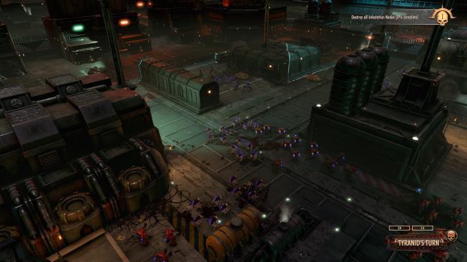 Warhammer 40000 Battlesector PC Crack