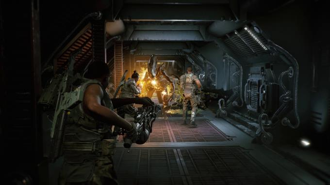 Aliens Fireteam Elite PC Crack