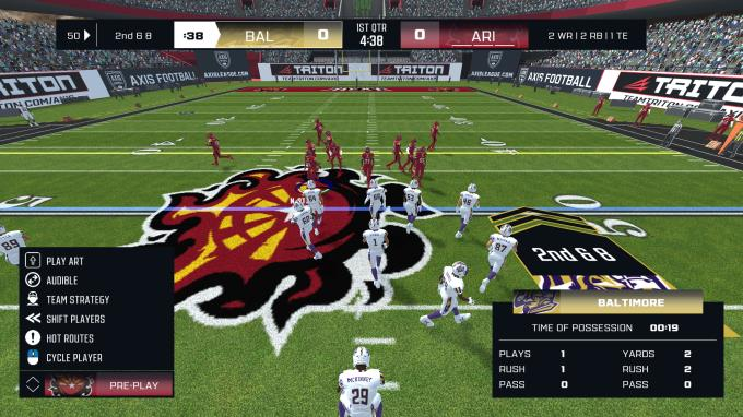 Axis Football 2021 Torrent Download