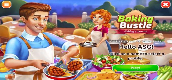 Baking Bustle 2 Ashleys Dream Collectors Edition Free Download