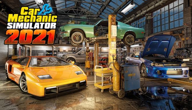 Car Mechanic Simulator 2021 v1.0.6