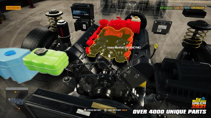 Car Mechanic Simulator 2021 PC Crack