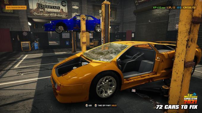 Car Mechanic Simulator 2021 Torrent Download