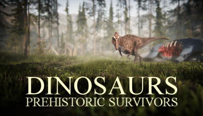 Dinosaurs Prehistoric Survivors-DOGE