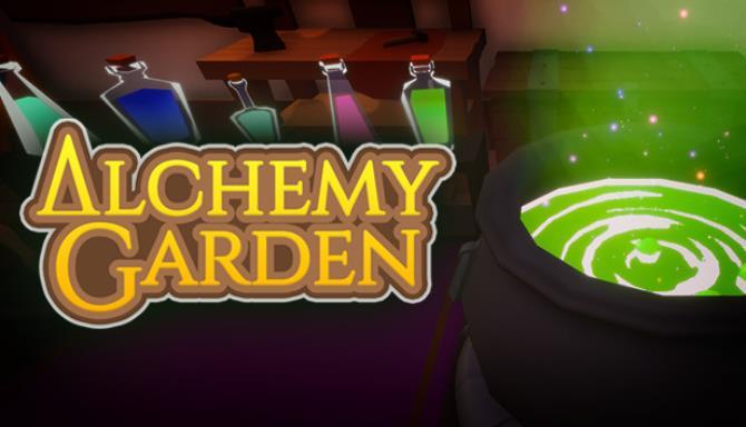 Alchemy Garden Free Download
