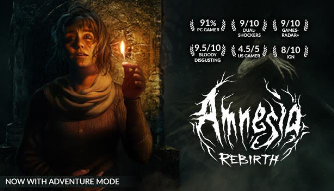 Amnesia Rebirth Update v1 40 Free Download