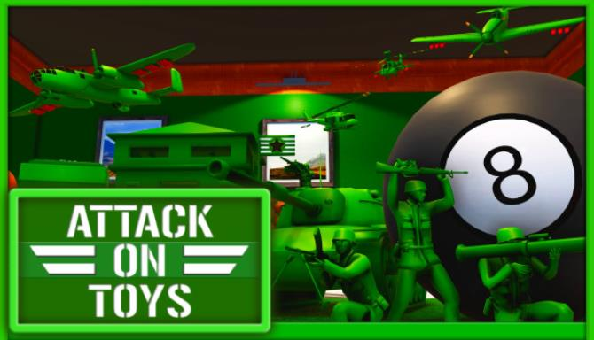 Attack on Toys Free Download