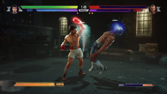 Big Rumble Boxing Creed Champions Torrent Download