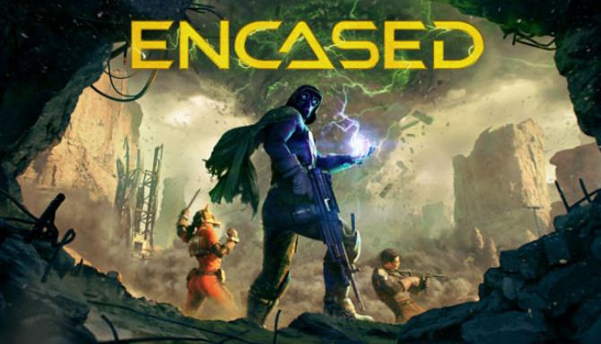 Encased A Sci Fi Post Apocalyptic RPG Free Download