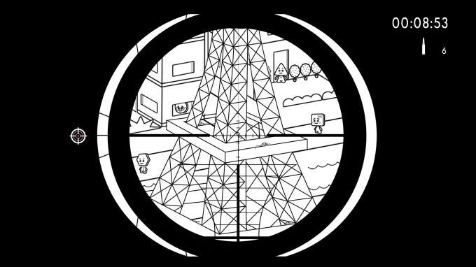 Geometric Sniper Blood in Paris Torrent Download