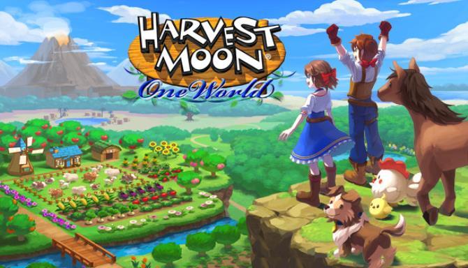 Harvest Moon One World-DARKSiDERS
