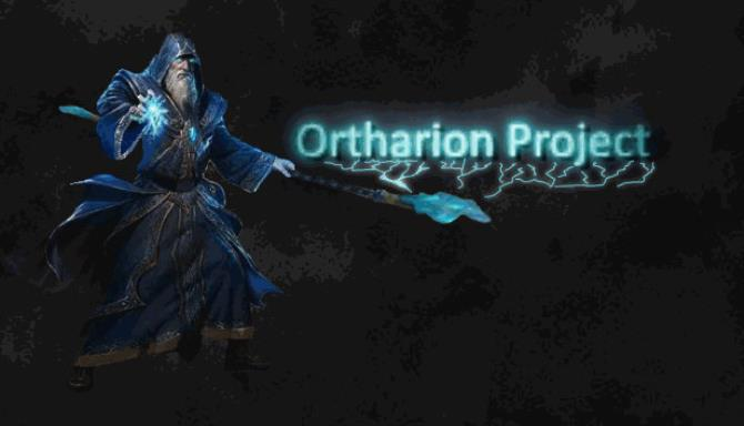 Ortharion Project Update v1 2a-CODEX