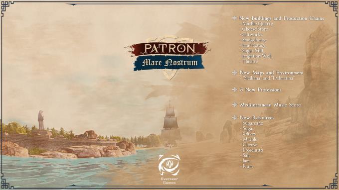 Patron Mare Nostrum Torrent Download