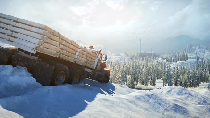 SnowRunner Build and Dispatch PC Crack