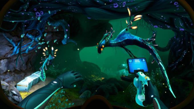 Subnautica Below Zero Update v1 11 45391 Torrent Download