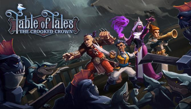 Table of Tales The Crooked Crown Free Download