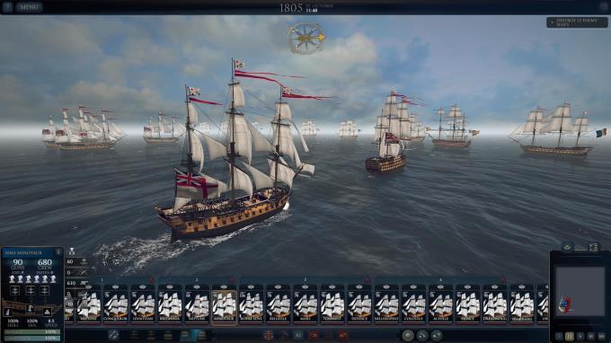 Ultimate Admiral Age of Sail Update v1 1 7 rev 38084 Torrent Download