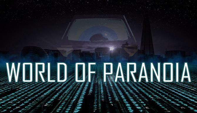 WORLD OF PARANOIA-DARKZER0