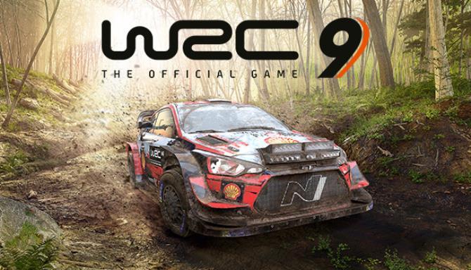 WRC 9 FIA World Rally Championship Update v1 0 45 8 Free Download