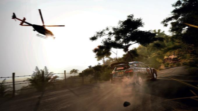 WRC 9 FIA World Rally Championship Update v1 0 45 8 PC Crack