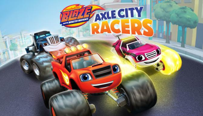 Blaze and the Monster Machines Axle City Racers Free Download