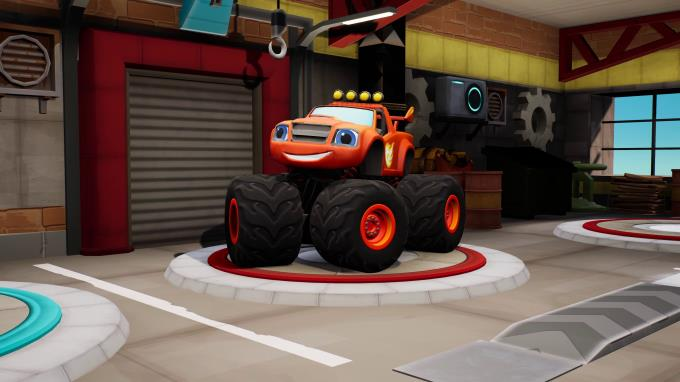 Blaze and the Monster Machines Axle City Racers Torrent Download