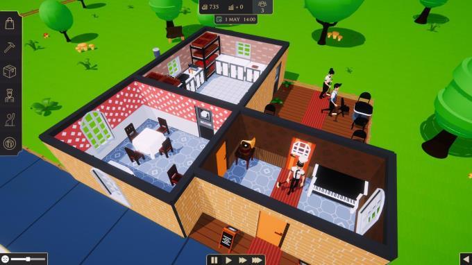 Check please Restaurant Simulator Torrent Download