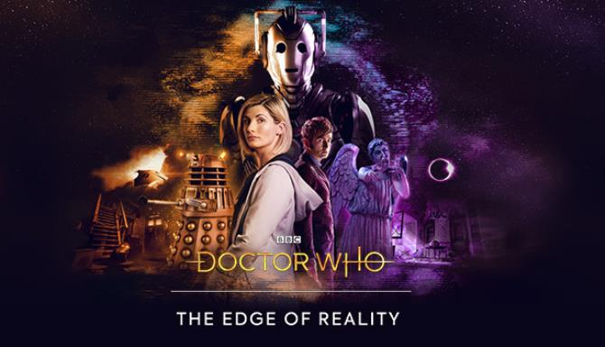 Doctor Who The Edge of Reality-CODEX
