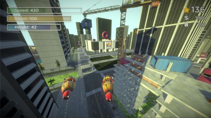 Flying Hero VR Torrent Download