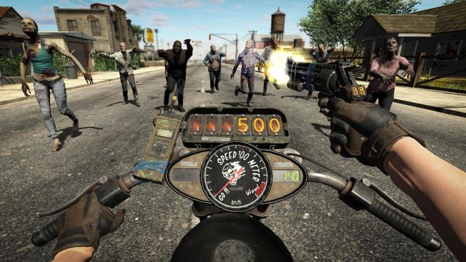 Hell Road VR PC Crack