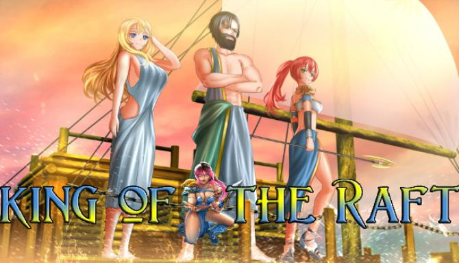 King of the Raft A LitRPG Visual Novel Apocalypse Adventure Free Download
