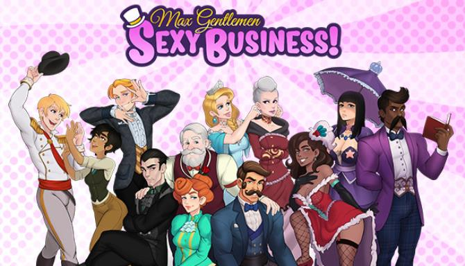 Max Gentlemen Sexy Business The British are Coming Free Download