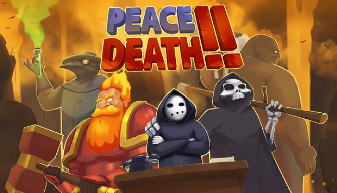 Peace, Death! 2 Free Download