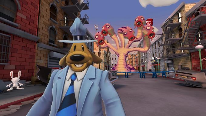 Sam & Max: This Time It's Virtual! PC Crack