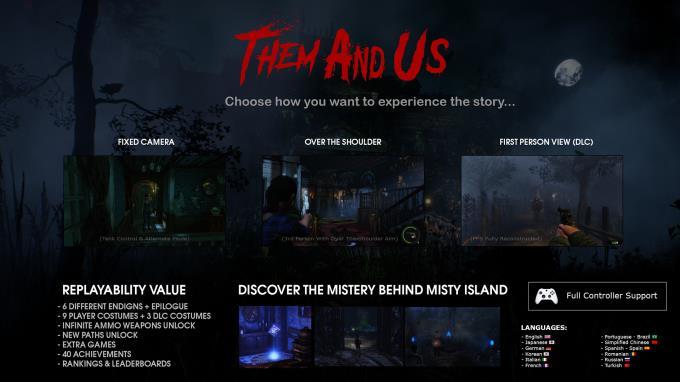 Them and Us Update v1 0 2 incl DLC Torrent Download