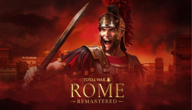 Total War ROME Remastered Update v2 0 3 Free Download